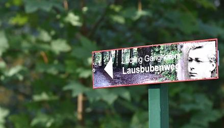 Der Ganghofer-Lausbubenweg